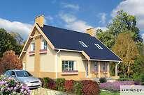 Projekty domów jednorodzinnych - Zobacz projekt - Nicea II