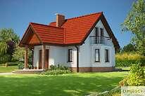 Projekty domów jednorodzinnych - Zobacz projekt - Split