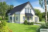 Projekty domów jednorodzinnych - Zobacz projekt - Derby II