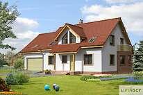 Projekty domów jednorodzinnych - Zobacz projekt - Hamilton IV