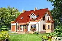 Projekty domów jednorodzinnych - Zobacz projekt - Lipsk