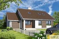 Projekty domów jednorodzinnych - Zobacz projekt - Dortmund III