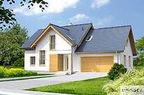 Projekty domów jednorodzinnych - Zobacz projekt - Ottawa II