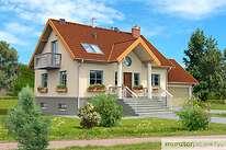 Projekty domów jednorodzinnych - Zobacz projekt - Ciekawy IV