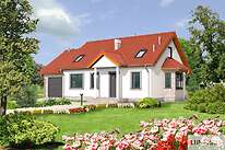Projekty domów jednorodzinnych - Zobacz projekt - Drezno