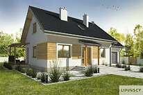 Projekty domów jednorodzinnych - Zobacz projekt - Vigo IV