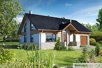 Projekty domów jednorodzinnych - Zobacz projekt - Zaplanowany
