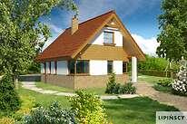 Projekty domów jednorodzinnych - Zobacz projekt - Arras