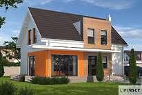 Projekty domów jednorodzinnych - Zobacz projekt - Hawr