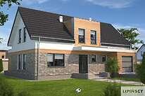 Projekty domów jednorodzinnych - Zobacz projekt - Santana