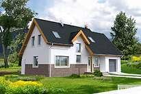 Projekty domów jednorodzinnych - Zobacz projekt - Maribor