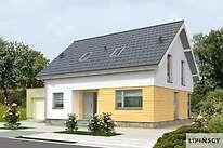 Projekty domów jednorodzinnych - Zobacz projekt - Fulton II