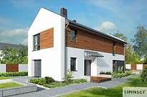 Projekty domów jednorodzinnych - Zobacz projekt - Luton