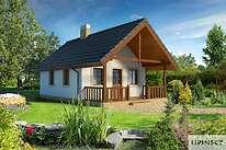 Projekty domów jednorodzinnych - Zobacz projekt - Irving