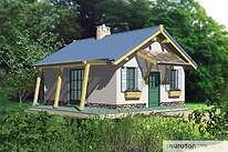 Projekty domów jednorodzinnych - Zobacz projekt - Romantyczny