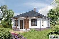 Projekty domów jednorodzinnych - Zobacz projekt - Roseville