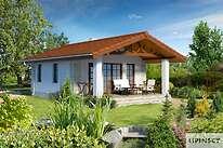Projekty domów jednorodzinnych - Zobacz projekt - Ibiza