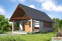 Projekty domów jednorodzinnych - Zobacz projekt - Lanzarote II