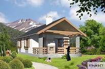 Projekty domów jednorodzinnych - Zobacz projekt - Jesenik