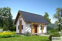 Projekty domów jednorodzinnych - Zobacz projekt - Martin